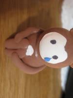 Zodiac Figure- Monkey- Ritsu by Jesus1st-Anime2nd