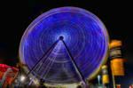 Ferris Wheel At Mellbourne Show