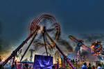 Melbourne Show Rides 4