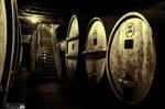 Inside The Wine cellar (Tahbilk Winery)