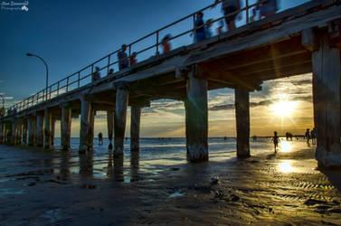 Altona Beach by djzontheball