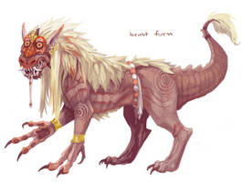 VG Character Design 2 by calonarang