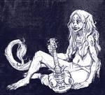 Lady Ukelele
