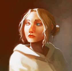 Annie by calonarang