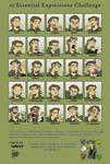 Artrix's 25 expressions