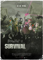 Friendship is Survival by TheArtrix