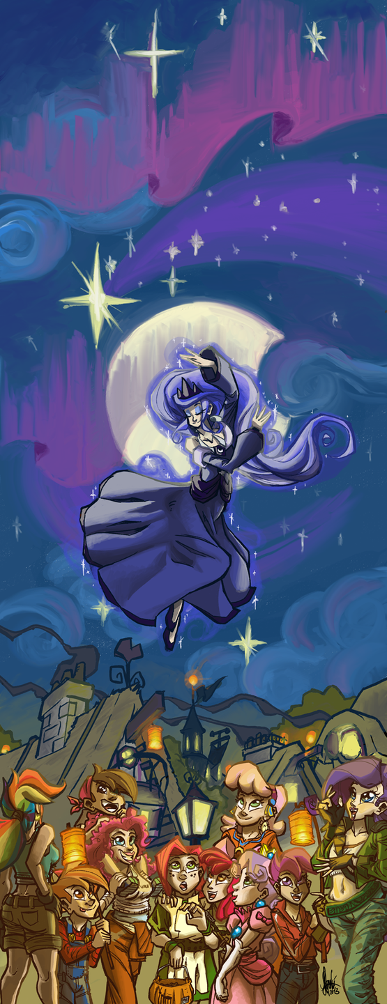 Nightmare Night by TheArtrix