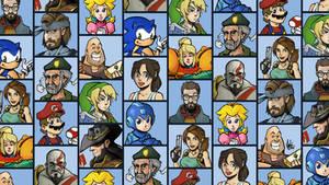 Video Game English wallpaper