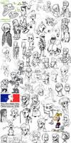 Sketch dump #27