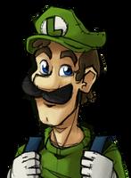 Luigi by TheArtrix