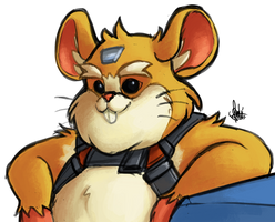Hammond by TheArtrix