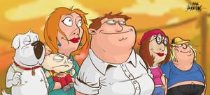 Artrix's take on Family Guy