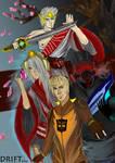 Deadlock/ Drift past Humanformers