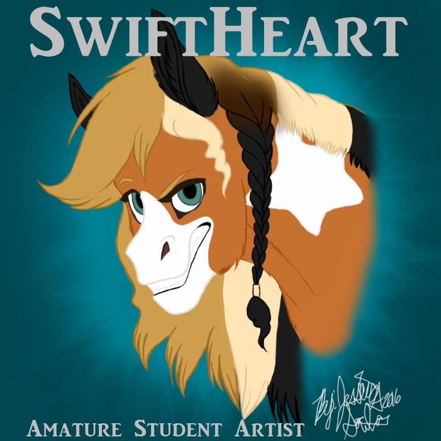 SwiftHeartWolf's Profile Picture