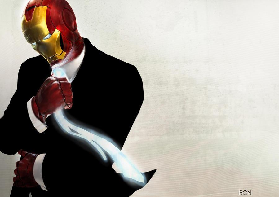 the Suit by derylbraun