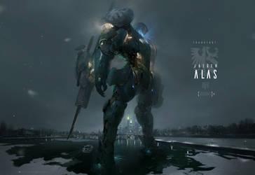 Jaeger - ALAS by derylbraun