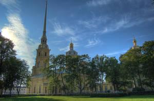 St. Petersburg by Day-zel