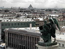 under St. Petersburg by Day-zel