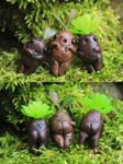 Mini mandrakes by Curionomicon