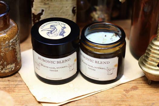 Plague Candle - Bubonic Blend