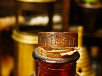 Custom Fenrir ring