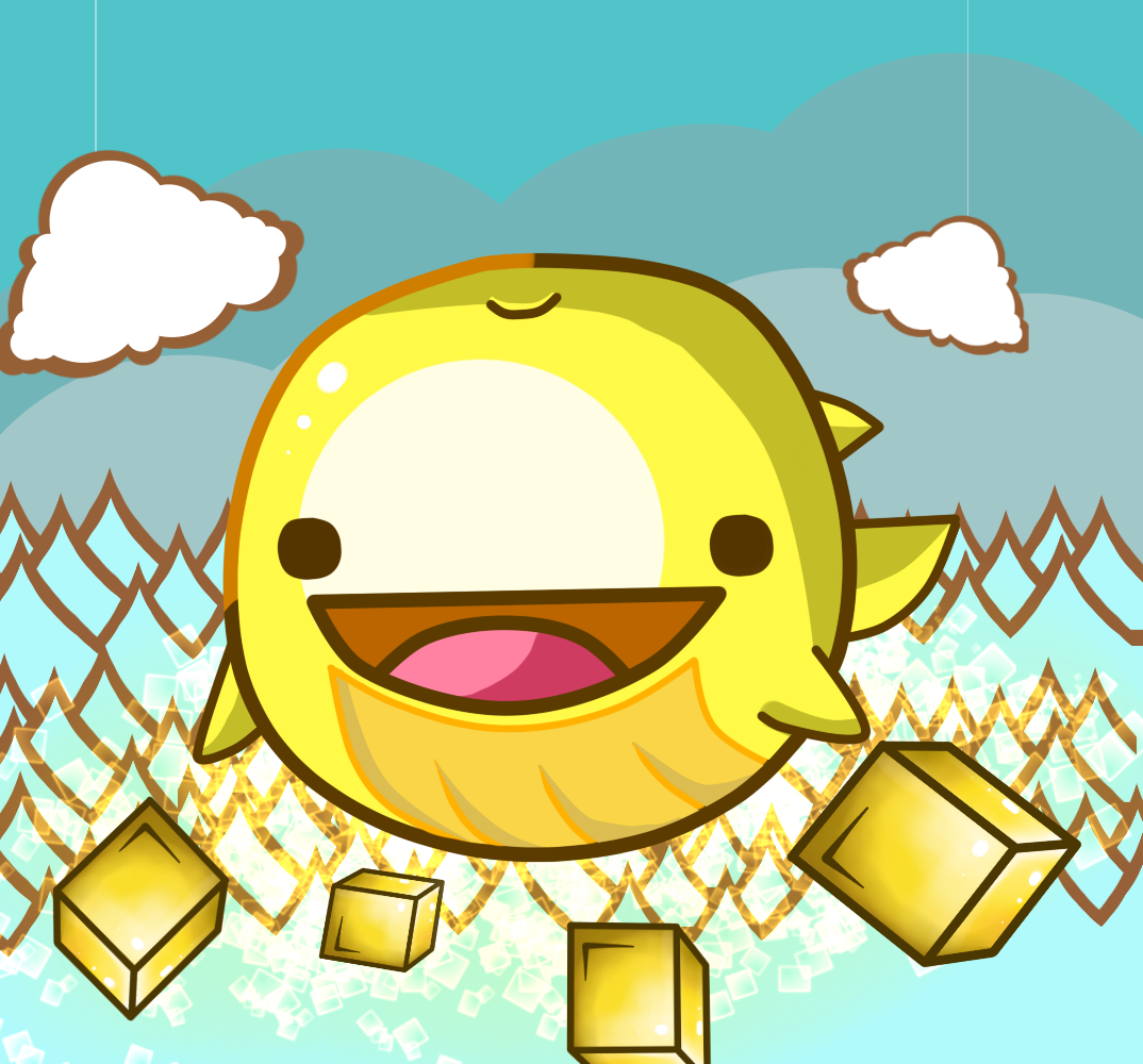 Battle Block Theater -Golden whale by askthecreeper on ...
