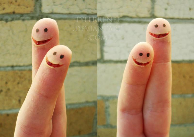 Papercut People.