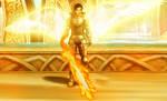 Michael, the Archangel by equineRenaissance