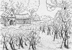 Bilberry plantation-ConceptArt