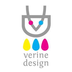 Verine Design Logo ID