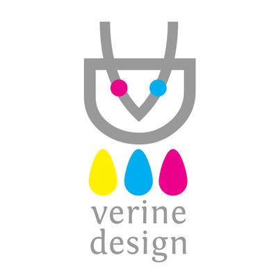 Verine Design Logo ID by Verine