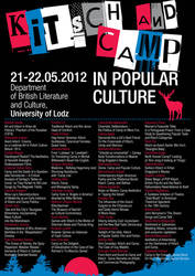 Kitsch and Camp Poster