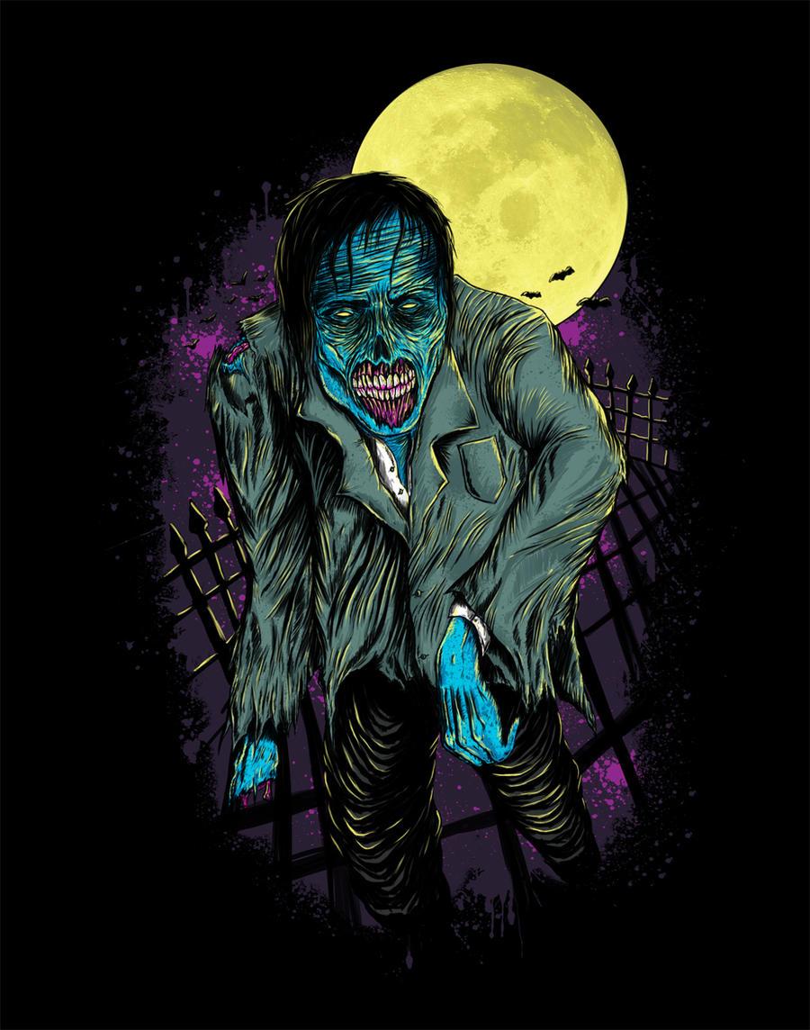 Zombie by StormCross