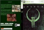 Quake II X360 Box Art