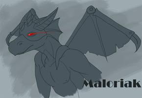 Maloriak - Bust by FireCatRich