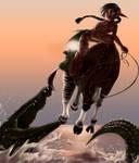 Pony Express Redux