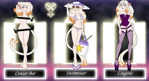 KH-R: Clothing Meme Evanya Set 1 by FireCatRich