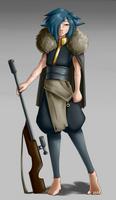 Hunter Yen by FireCatRich