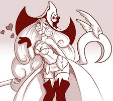 Everyone Loves a White Mage by FireCatRich