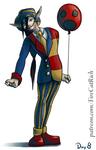Day 8: Clown