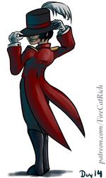 Day 14: Ringleader by FireCatRich
