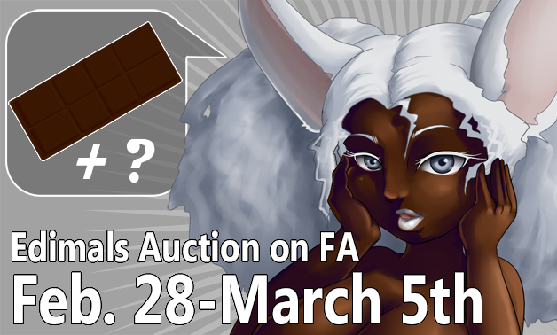Second Edimals Auction Teaser by FireCatRich
