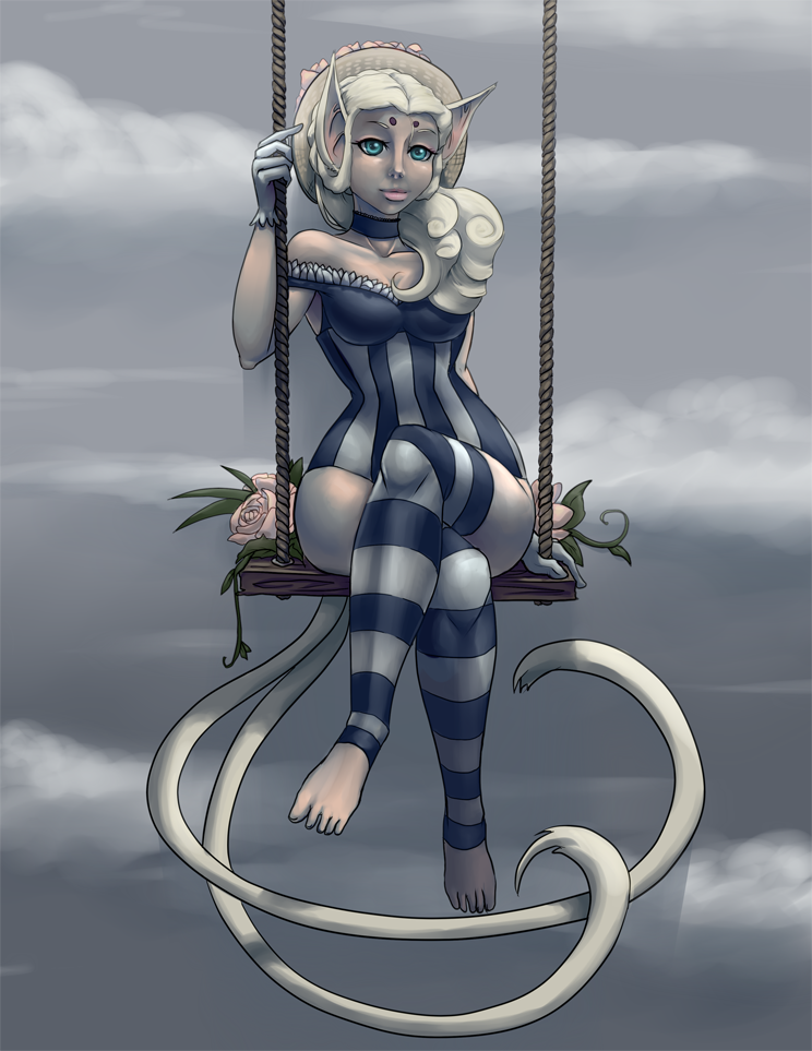 Grey Sky by FireCatRich