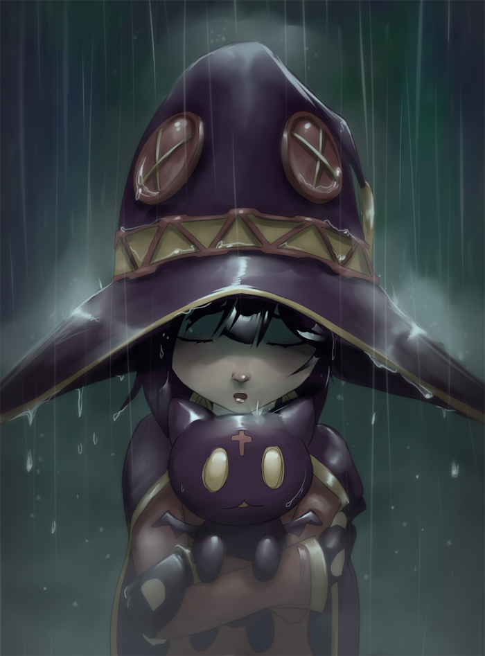 Cold Rain by FireCatRich