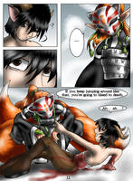 IF: Vol. 1 Page 11 by FireCatRich