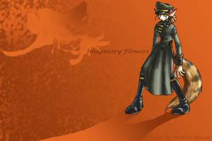 IF: AWOL-flower Desktop by FireCatRich