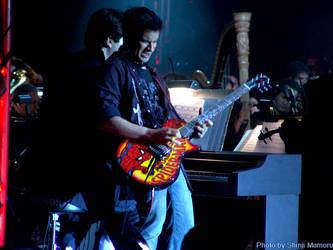 VGL 08 - Spider Guitar by Shinji-Mamoru