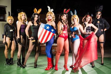Bunny Avengers