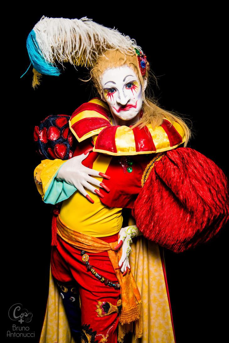 The King of Clowns by Shinji-Mamoru