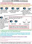 BLINKING EYES tutorial -OLD-